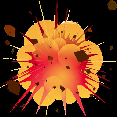 explosion detonation boom