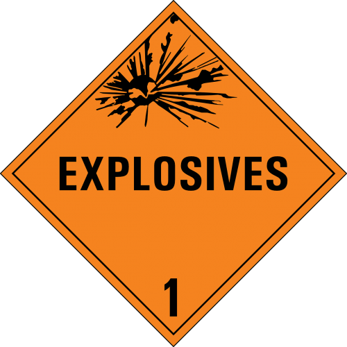 explosives dynamite explosion