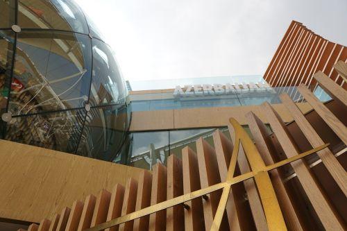 expo architecture milan