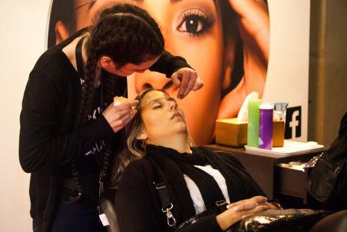 expocosmética model hairdresser