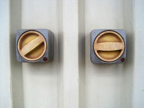 Exterior Light Switches