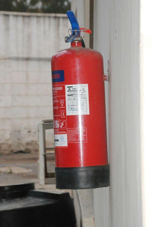 extinguisher fire equipment