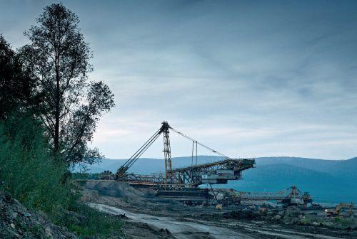 extraction coal mine