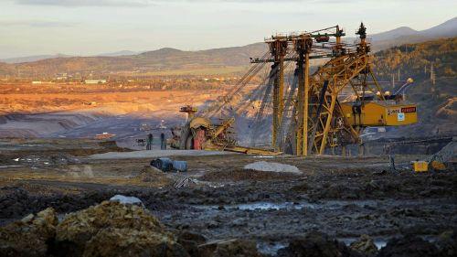 extraction mine machine