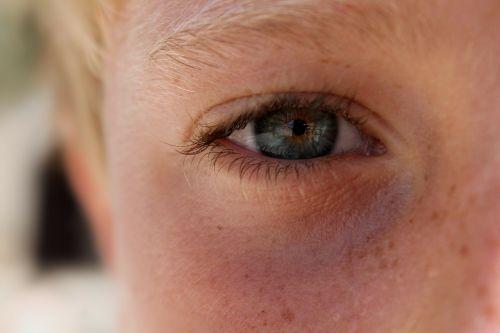 eye face eyes