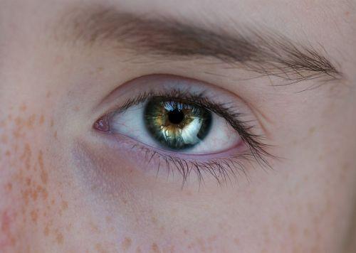 eye human person