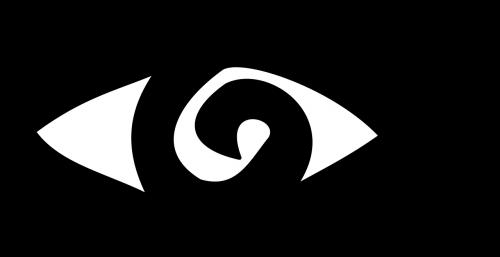 eye look iris