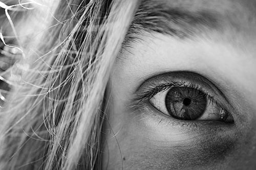 eye look vision