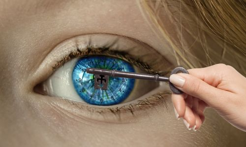 eye key clock