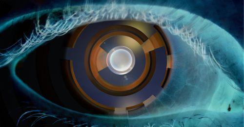 eye cyborg digitization