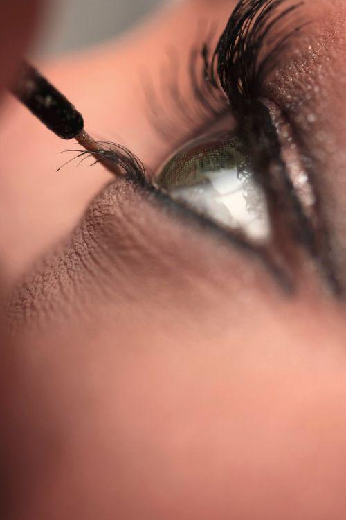 eye make-up eyelash