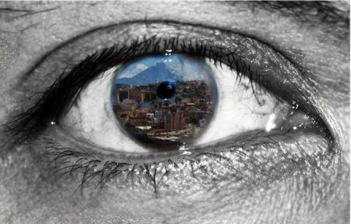 eye see pupil