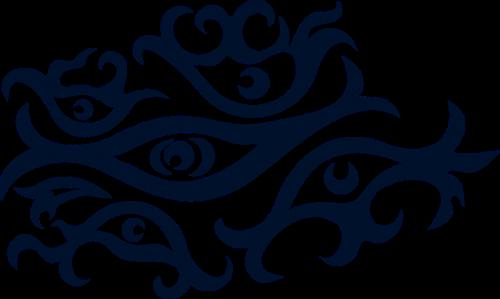 eye vector figure