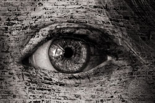 eye wall composing