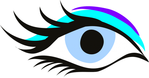 eye make-up beauty