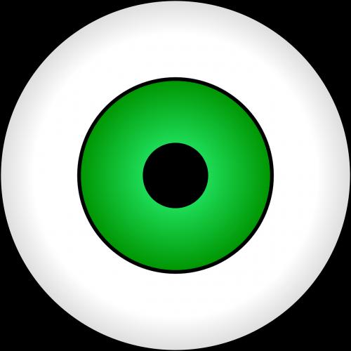 eye eyeball vision