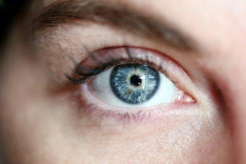 eye  blue eye  woman
