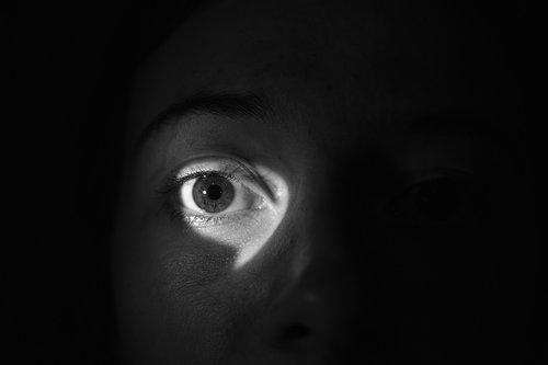 eye  light  shadow