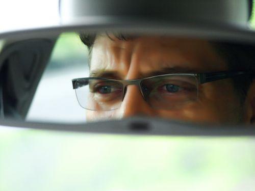 eye mirror dude