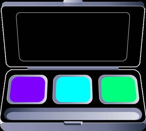 eye shadow make-up beauty