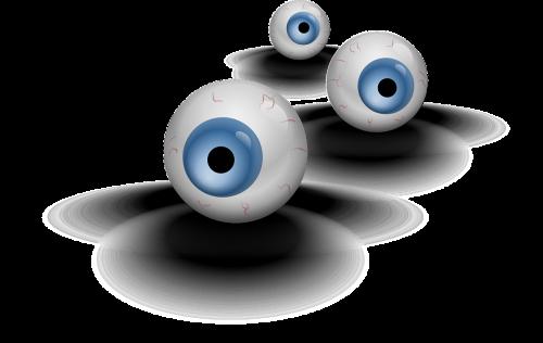 eyeballs eyes blue