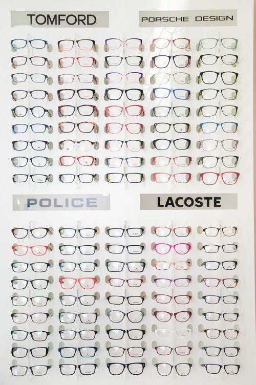 eyeglasses frame vision