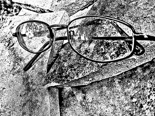 eyeglasses spectacles glasses