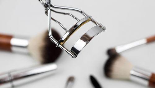 eyelash curler eyelashes schmink utensils