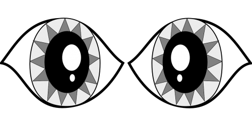 eyes visualization visual