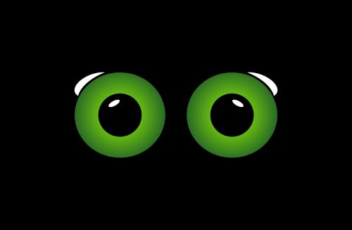 eyes sight look
