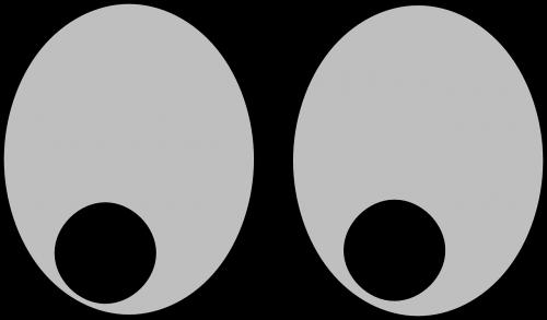 eyes visual sight