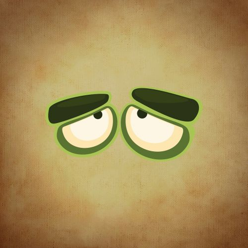 eyes background funny
