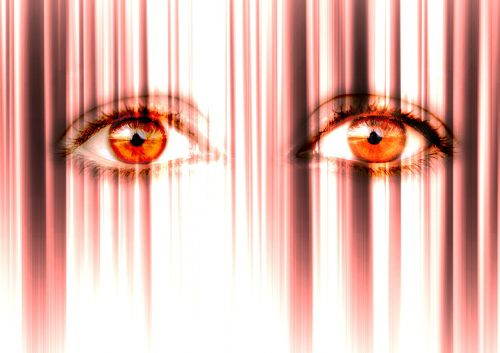 eyes psychology anxiety disorder
