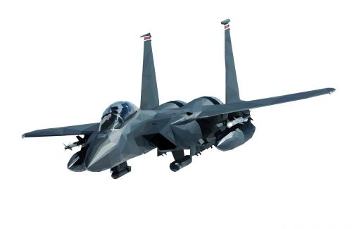 f-15 fighter a