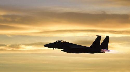f-15e strike eagle nellis air force base