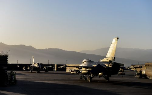 f-16 fighting falcon air force preparation