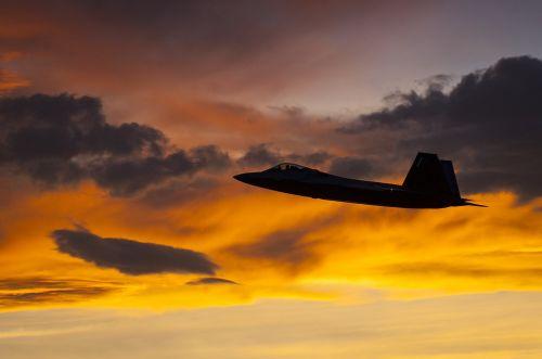 f-22 raptor nellis air force base