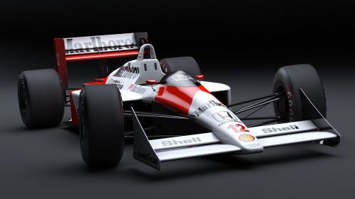f1 formula one ayrton senna
