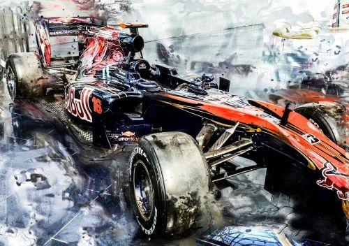 f1 formula 1 sports car