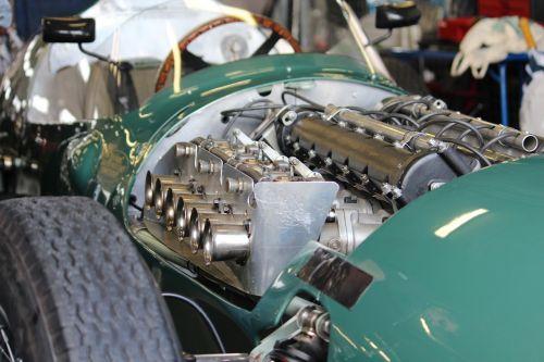 f1 motor racing car