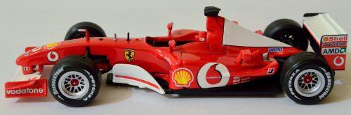 F1 Ferrari F-2002