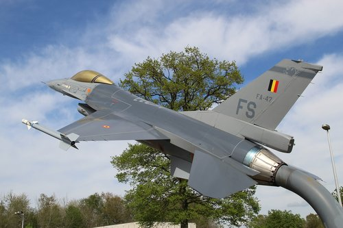 f16  belgian air force  fighter