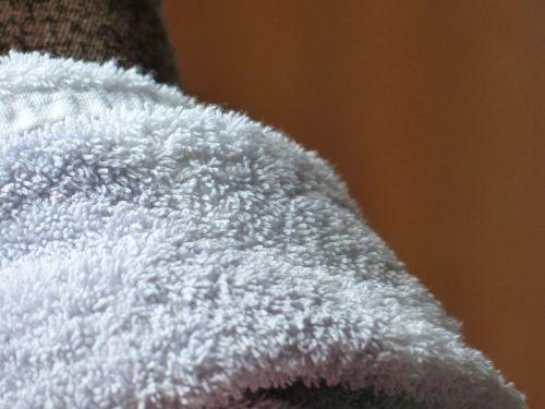 fabric tissue white