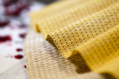 fabric sun weave wheat