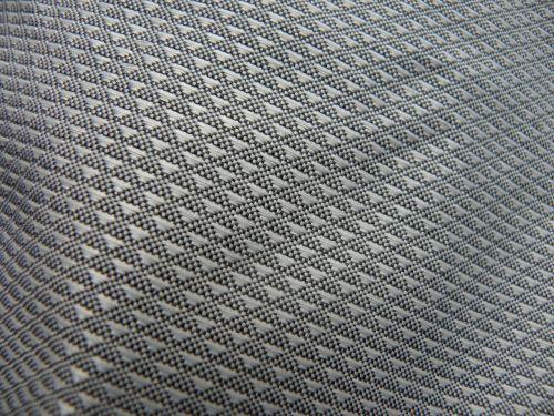 fabric textile silver