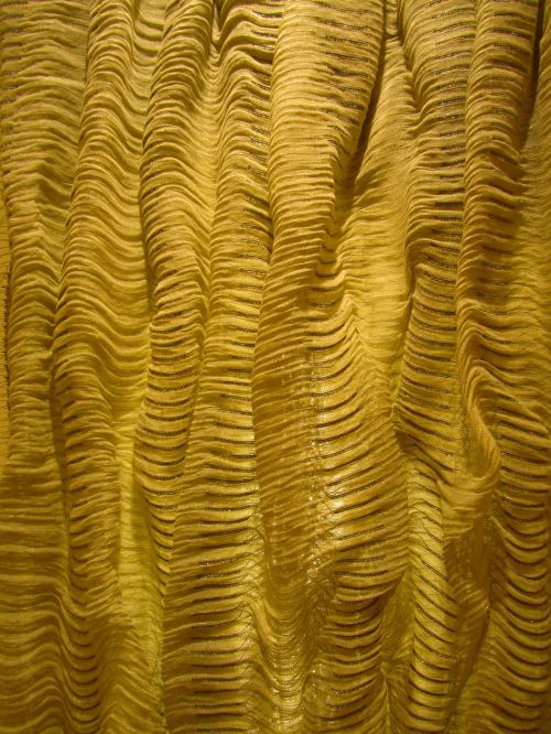fabric gold texture