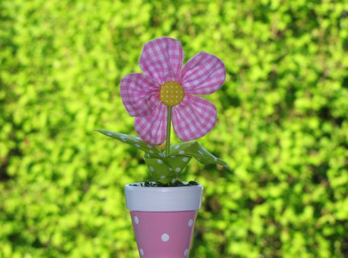 fabric flower arrangement long lasting