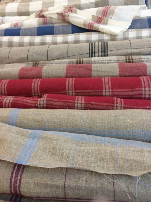 fabrics markets display