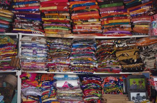 fabrics heap market