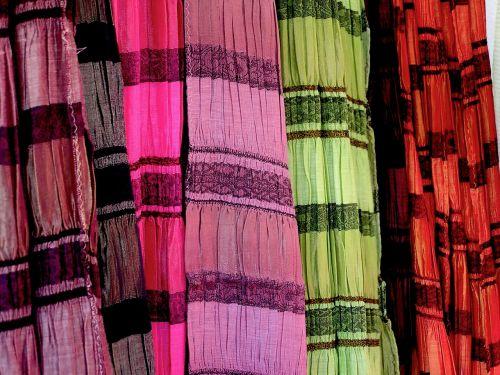 fabrics colors textiles